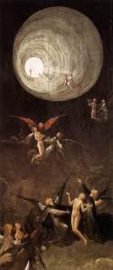 Ascension des âmes bénies - Jérome Bosch cliquer pour grossir