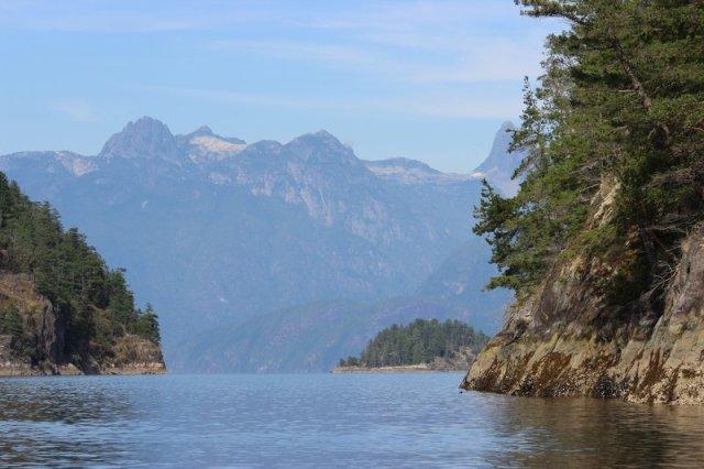 Près de Vancouver - photo Pascale Poudrette