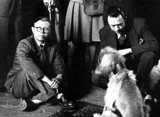 Sartre et Camus
