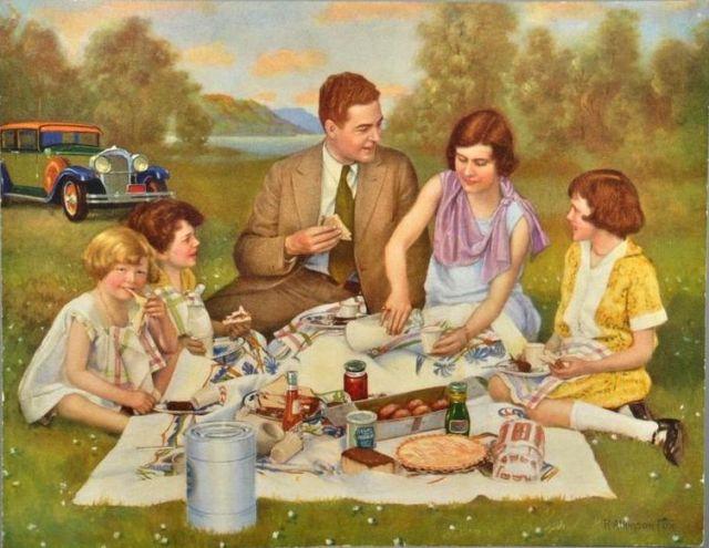 La famille modèle