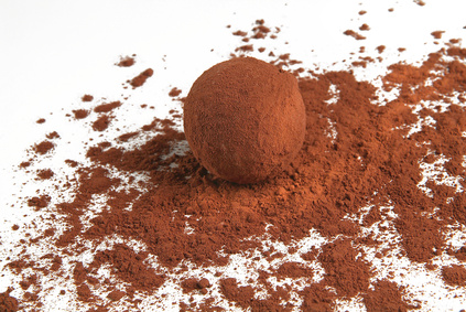 truffe chocolatees