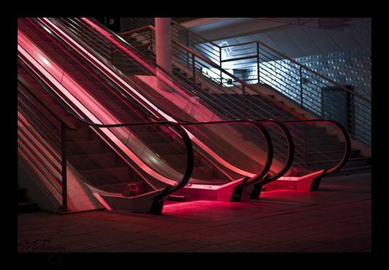 l'escalier de tous les risques