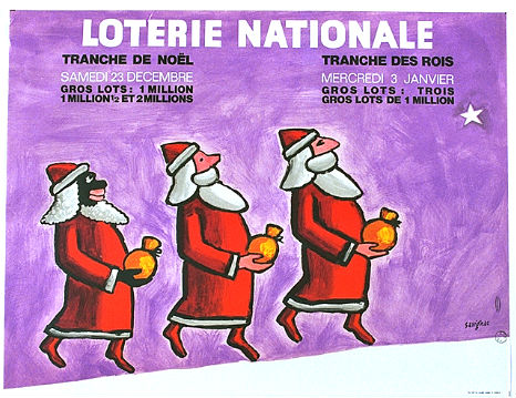 loterie de Noël