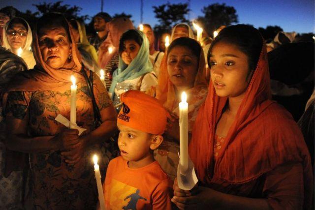 nouvel an Sikh