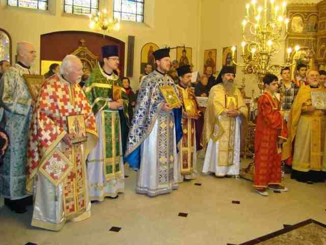 Nouvel an des Chrétiens Orthodoxe