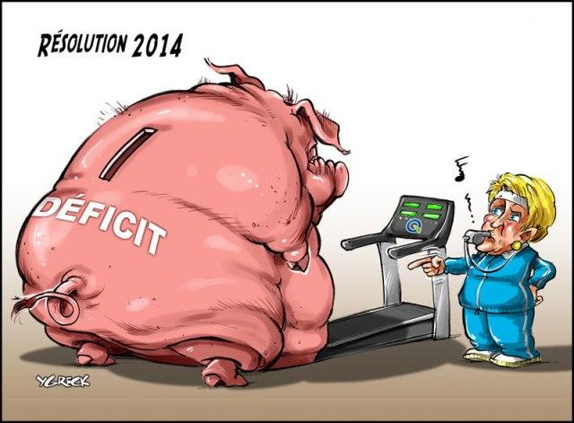 déficit Ygreck