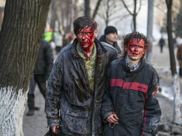 Kiev - photo Stringer - Agence Reuter
