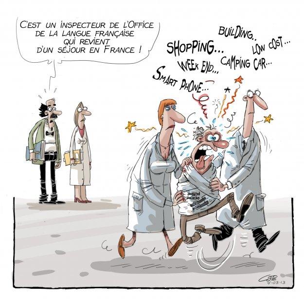 office langue française Côté