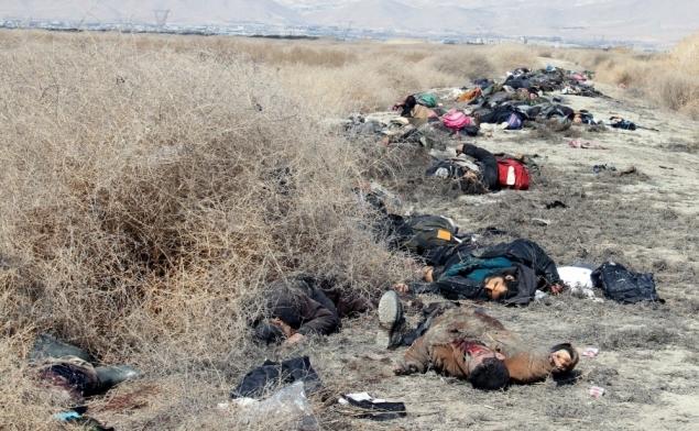 tuerie en Syrie