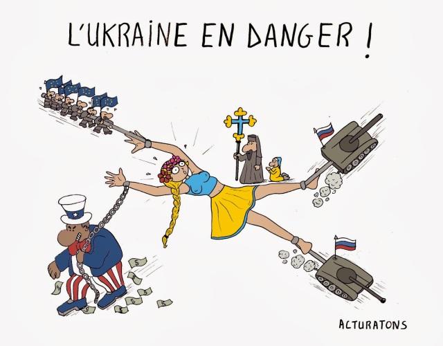 Sauvons l'Ukraine