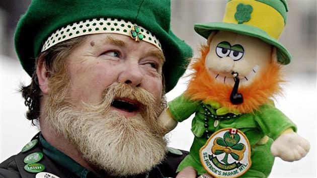 La St Patrick, fête des celtes Irlandais mais aussi au coeur de tous les Québécois.