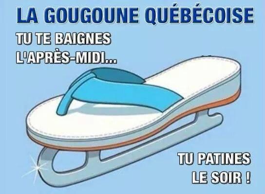 gougoune québécoise