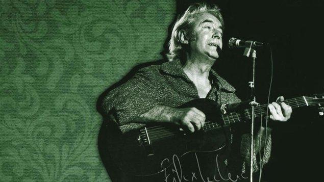 Félix en concert pour le oui pendant la campagne de 1980 pour la souveraineté du Québec
