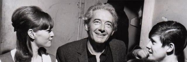 Félix en 1965 à son retour au Québec