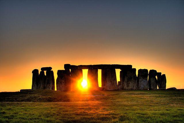 Stonehenge au 21 juin