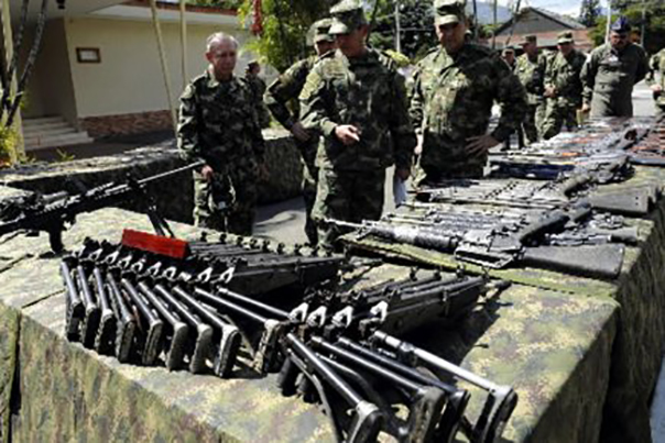 ventes d'armes Canadiennes à la Colombie