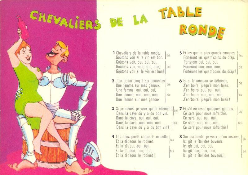 British humour tbear blog - La table ronde des chevaliers ...