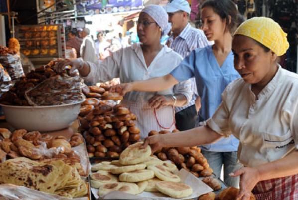 cuisine du Ramadan