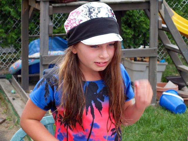 10 ans, Charlotte, une jeune fille à la mode -T-Bear