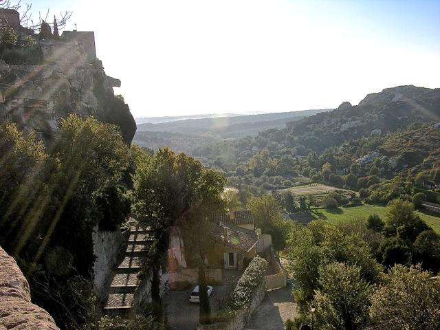 Les Baux de Provence vus par T-Bear - photo T-Bear