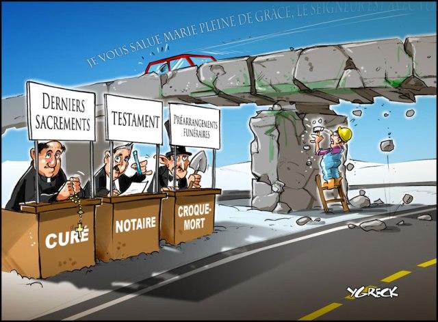destruction infrastructures