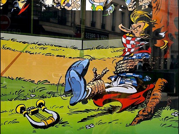 Asterix-Assurancetourix