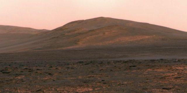 Mars maintenant