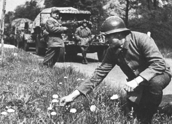 La drôle de guerre 1939-1940