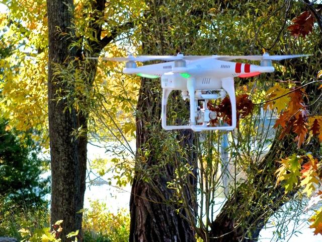 Le drone espionnant T-Bear - T-Bear
