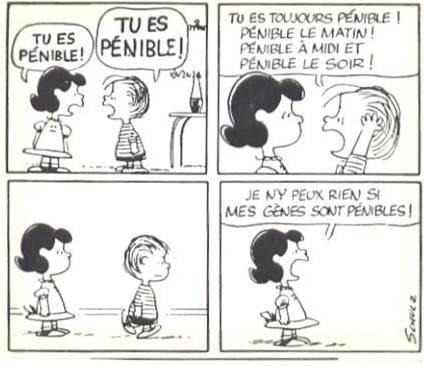 libre arbitre Mafalda