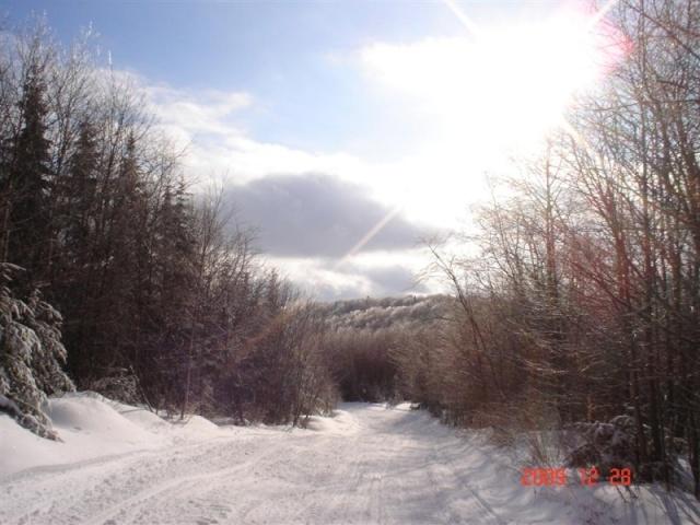 Montagne noire du Québec