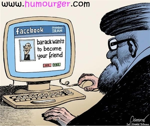 Obama friend facebook