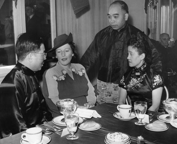 Pearl Buck que les Chinois considèrent toujours comme une auteur chinoise