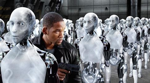 robots humains