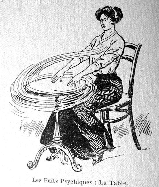 table tournante