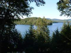 lac Laurentides