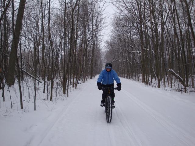 ...ou les forêts - photo Madeleine