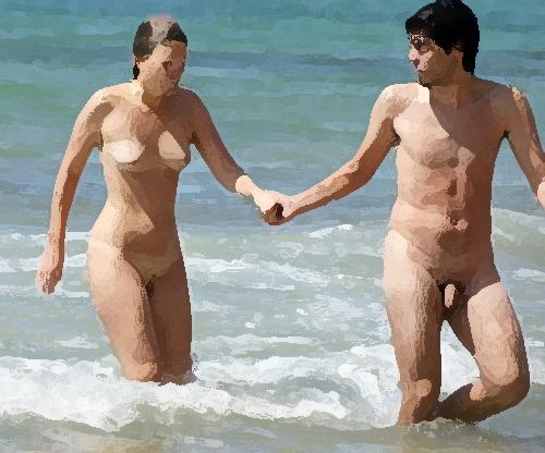 Brad pitt en apparence nue