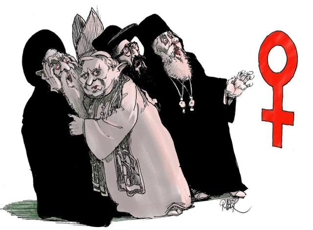 Le conseil des patriarches