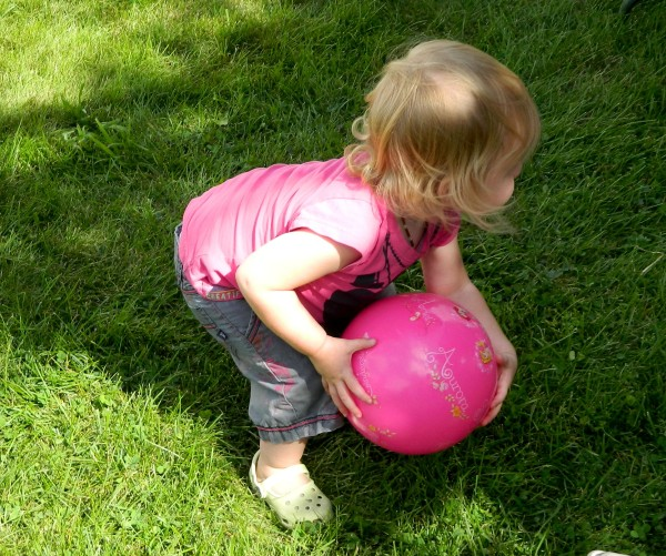 bébé ballon