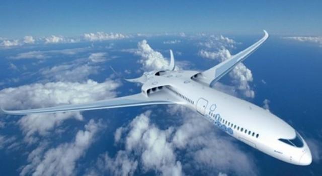 Un avion qui pourrait ressembler au Boum 737