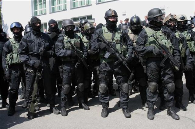 unité de forces spéciales