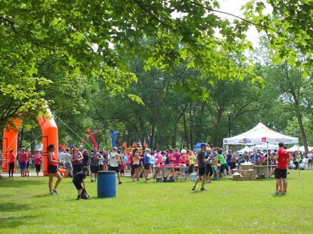 préparation du marathon du dimanche 7 juin - T-Bear