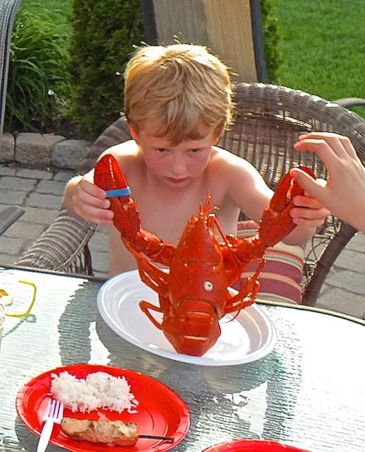 Çà, c'est du homard !!! - T-Bear