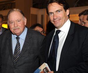 Monsieur Parizeau déjà très affaibli par la maladie est venu soutenir Pierre Karl Péladeau devenu chef du Parti Quéécois; un autre homme assez riche pour ne pas à être tenté de puiser dans les fonds publics.
