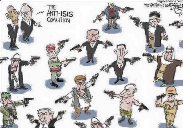 anti isis coalition