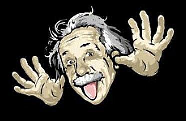 Einstein-langue