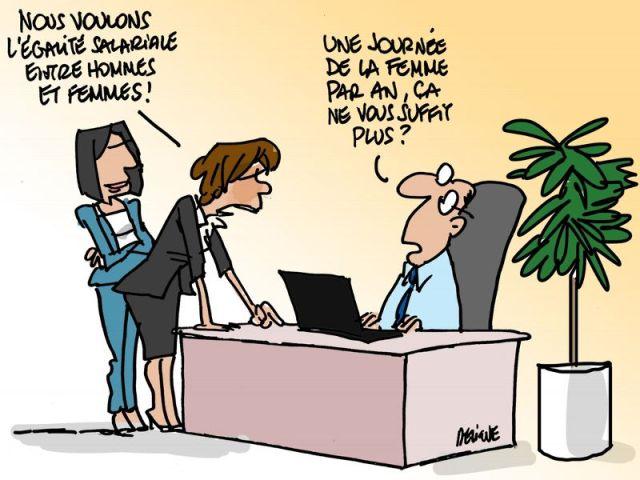 dessin-deligne-egalite-hommes-femmes-au-travail_2299606