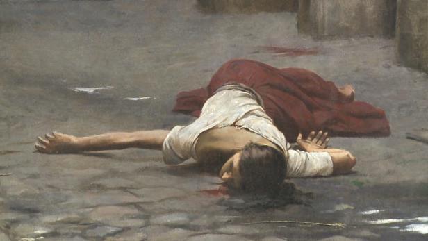 peinture de Jakub Schikaneder