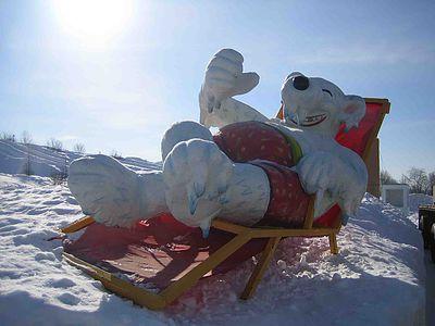 ours carnaval Québec